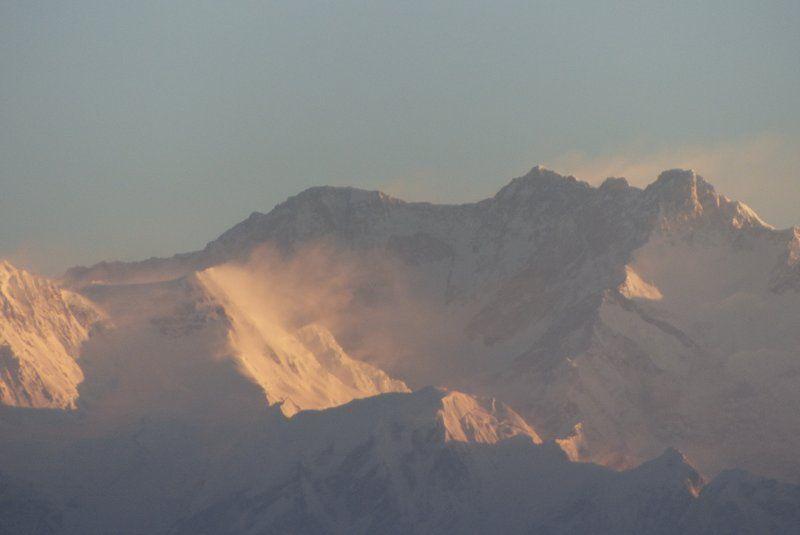 View of Kanchenjunga from Tonglu